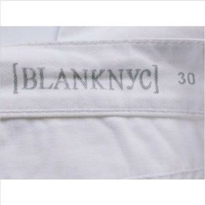 Blank NYC Jeans - Blank NYC Women's Jeans 30 Straight Leg Distressed